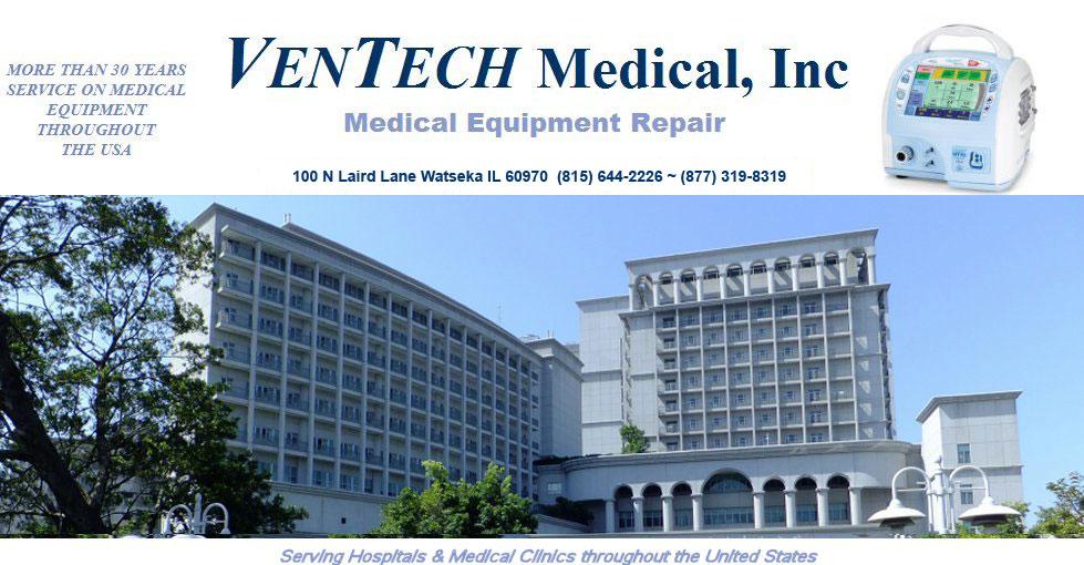 Ventech Medical Inc